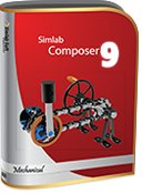 SimLab Composer Mechanical (Win64/macOS)